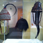 Great headwear at Brooklyn Museum