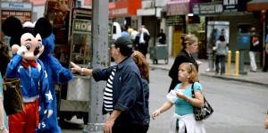 Street (2011), James Nares.
