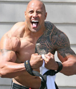 Dwanye Don't Call Me 'The Rock' Anymore Johnson