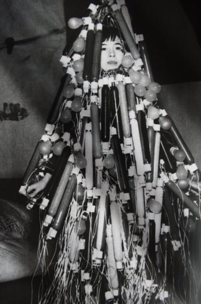 Atsuko Tanaka, Electric Dress, 1957