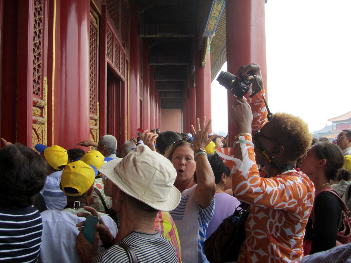 Mayhem at the Forbidden City