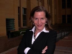 Dr. Maura Reilly. Photo © Tracey Moffatt