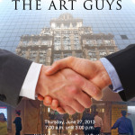 Shake Hands With The Art Guys