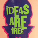 Jay Giroux: Ideas are Free