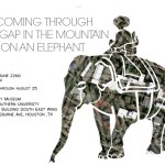 Coming Through the Gap in the Mountain on an Elephant