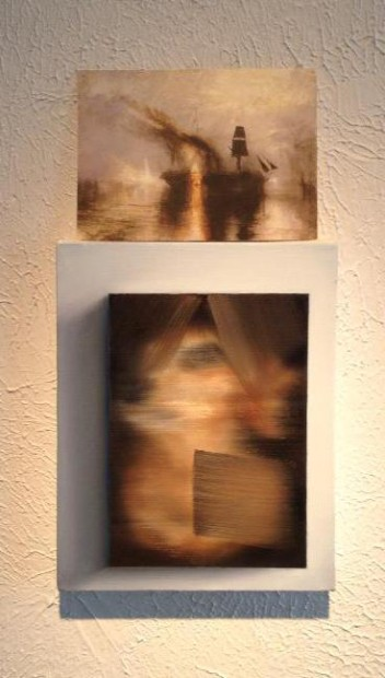 Untitled (Saturn Visit), 2013