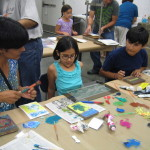 Desert Weeds: Basic Printmaking Workshop with Oscar Moya and Lydia Limas