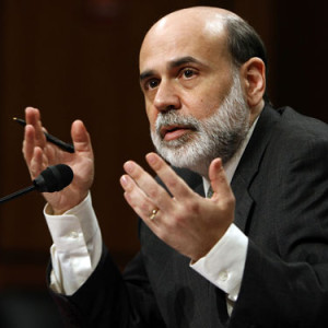 Ben Bernanke, Smith's arch-enemy.