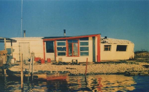 Forrest Bess's cabin 001