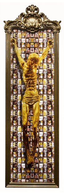 Arturo , Gold Christ and Pantry