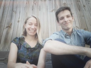 Olivia Junell and Max Fields