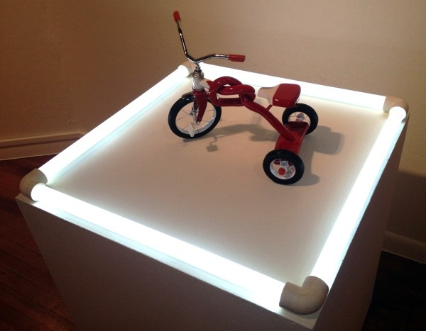 Don't Get Twisted / Square Light by Sergio García and Ricardo Paniagua