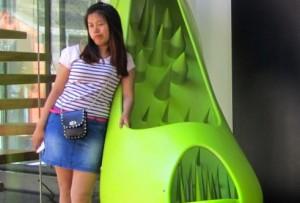 fischer green shoe