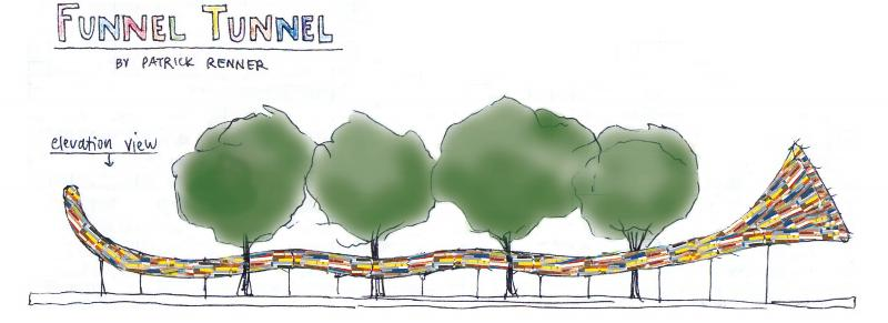 funnel-tunnel