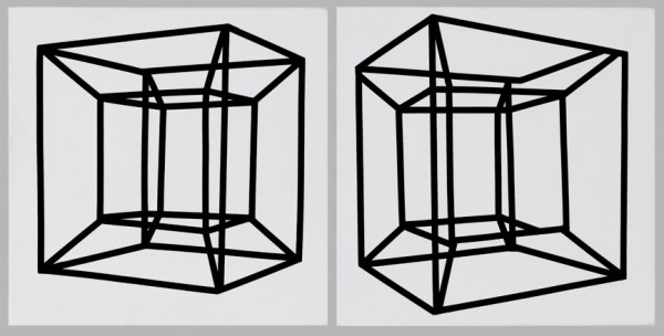 Projection Into the Fourth Dimension, Right and Left