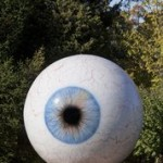 Stop Looking at Me! Downtown Dallas Acquires Giant Eyeball Sculpture