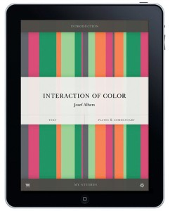 New app for color theory nerds glasstire for Josef albers color theory