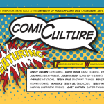 Comic Book Symposium to Feature Texas Artists