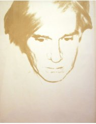 Andy Warhol, Self-Portrait (Unique), screenprint. $97,000