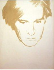 Andy Warhol, Self-Portrait (Unique), screenprint. $97,000