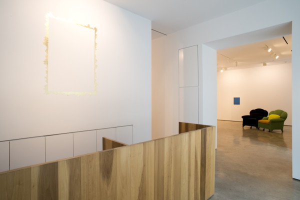 The New Sincerity installation shot. Image courtesy Lora Reynolds Gallery, Austin.