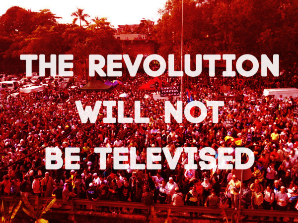 "Damned Straight! But the New Season of ""Revolution Reality"" Will Give Us a Chance to Use the John During Commercial Breaks."