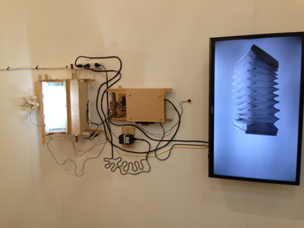 """Jeff Shore and Jon Fisher's """"Bellows"""" 2013"""
