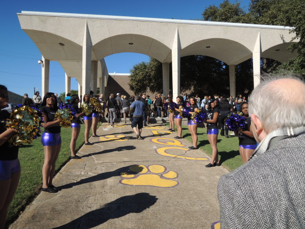 nasher 8 Paul Quinn College spirit team