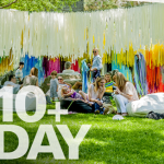 The Party Has Started! Nasher Celebrates Ten Years, Ten Sculptures, Ten to Ten Today