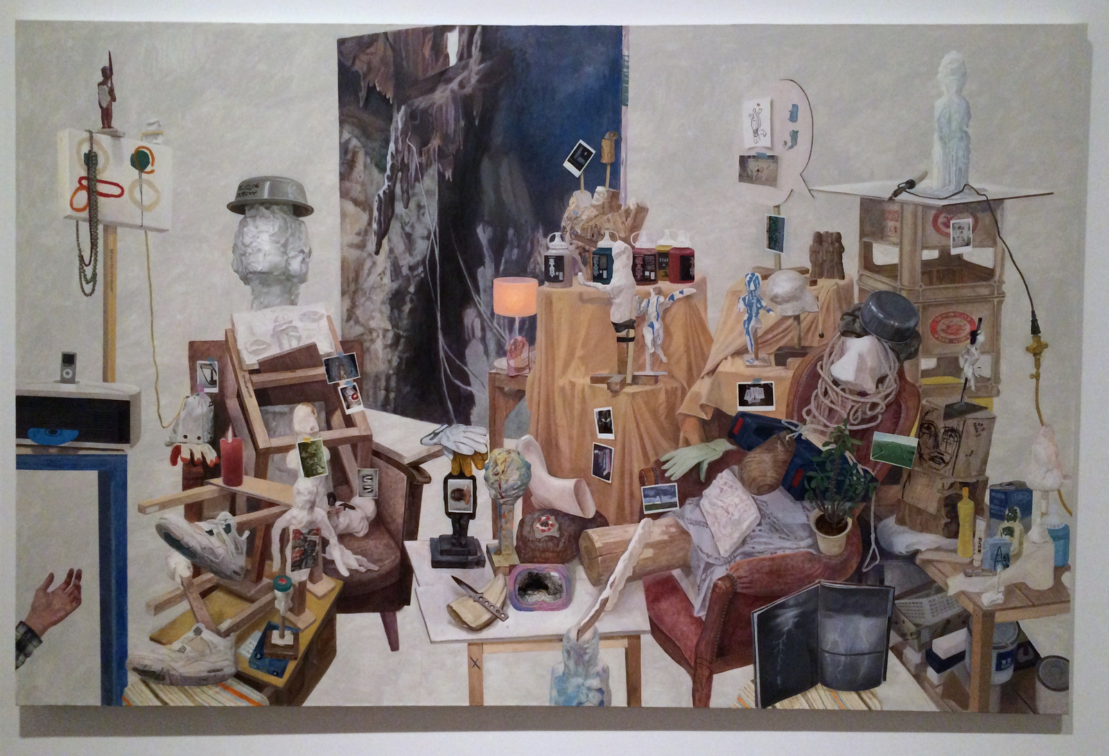 Masaya Chiba, 50-person living-room, 2011