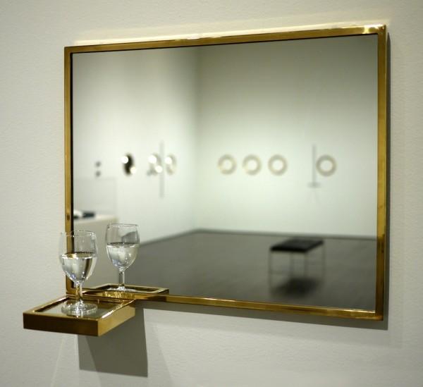 Água Cálice Espelhos