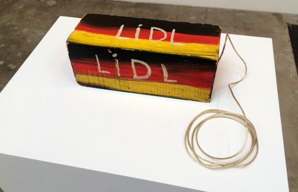 Jorg Immendorff, Lidl-Block, 1967