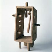 Isamu Noguchi , The Policeman, 1950. Courtesy Nasher Sculpture Center