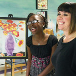 Twelve-Year-Old El Paso Artist Steals the Show at Ceremony with First Lady