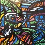 Daniel Anguilu: Kaleidoscope at Peveto
