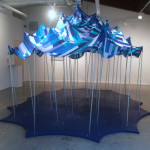 Monica Vidal, Falling Hive, 2013