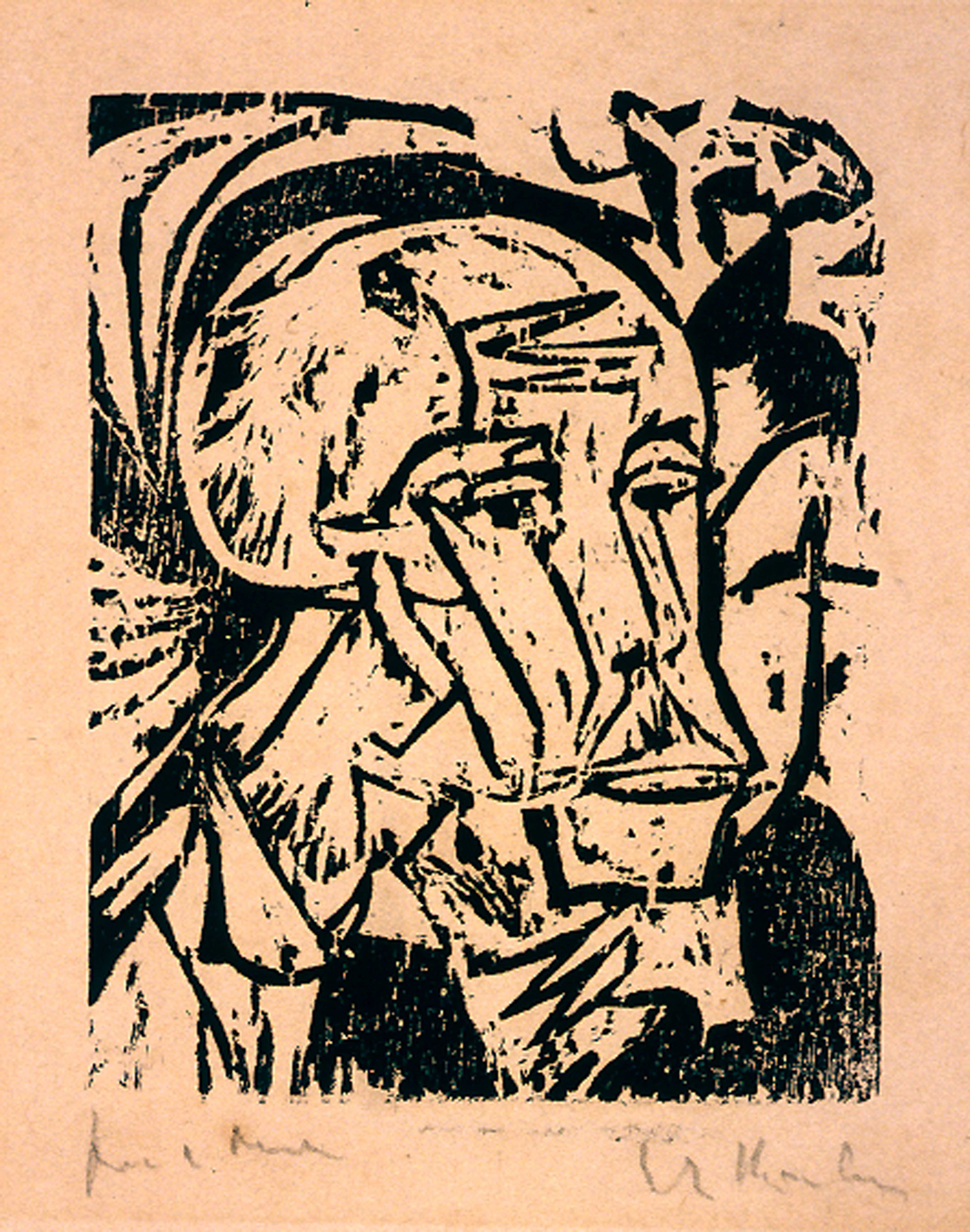 a description of german expressionism which means a number of associated modernist movement Expressionism was a modernist movement there were a number of groups of expressionist painters among the poets associated with german expressionism.