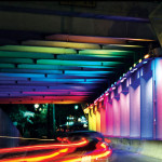 Light Channels, 2007, San Antonio