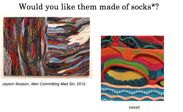 socks section copy