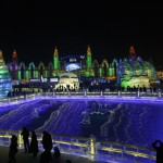 Ice Festival Makes the Freezing Temperatures Look Cool!