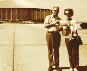 Explore Houston with an enthusiastic ArCH-trained docent. Photo from Building Modern Houston, by Anna Mod