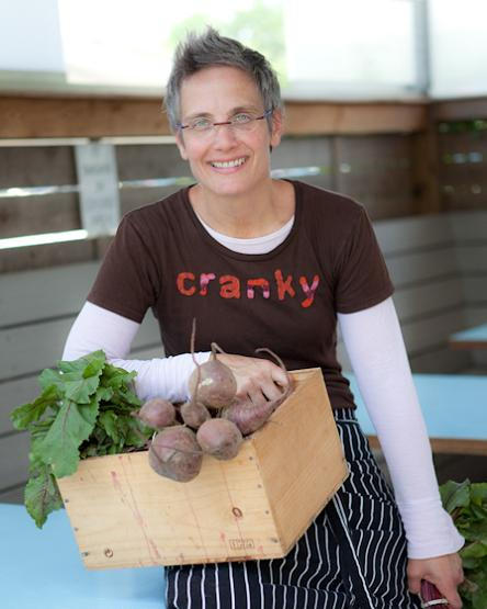 Chef Monica Pope. Photo: Tam Vo/Houston Press