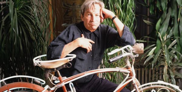 Robert Rauschenberg. Photo: PBS.org