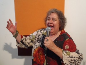 Bonnie Barnett. Photo by Steve DeGroodt, 2012