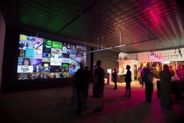 Homecoming, Deep Ellum Windows exhibition, courtesy of Deep Ellum Windows