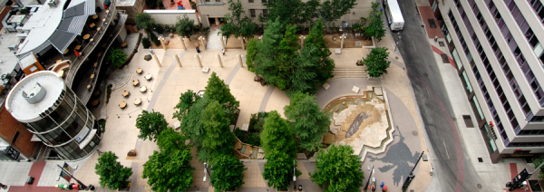 Pegasus_plaza