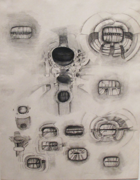 bontecou sketches