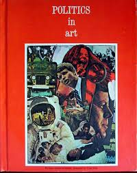 Book by Joan Mondale, cover art by Robert Rauschenberg