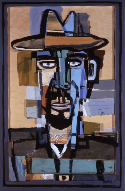 Self Portrait With Hat1998-99