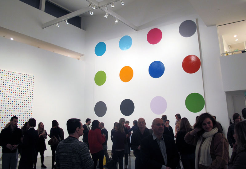 Damien-Hirst-At-Gagosian-Gallery-19